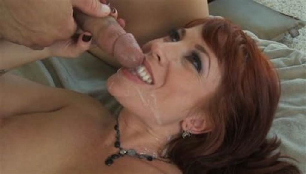 #Hot #Mature #Redhead #Fucked #And #Facialized #Xxxbunker