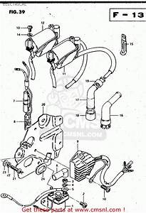 Suzuki Gs450 Wiring Diagram