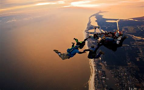 Some Awesome Parachuting HD Wallpapers - All HD Wallpapers