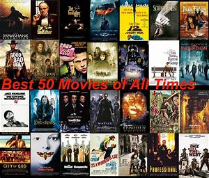 The 50 Best Movies Of All Time Kbc Kenyau002639s Watching
