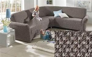 überwurf Für Sofa : fantastisch berwurf f r ecksofa bi stretchhusse fur sofa mit ottomane armlehne kurz aquitania ~ Eleganceandgraceweddings.com Haus und Dekorationen