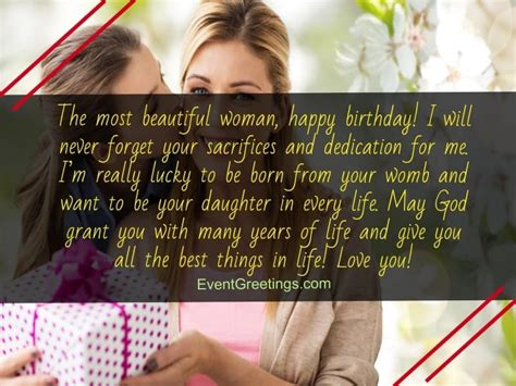 We did not find results for: 65 Lovely Birthday Wishes for Mom from Daughter
