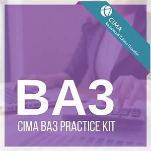 Ba3 Practice Kit