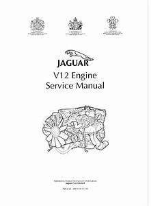 V12 Engine Service Manual Pdf  1 04 Mb