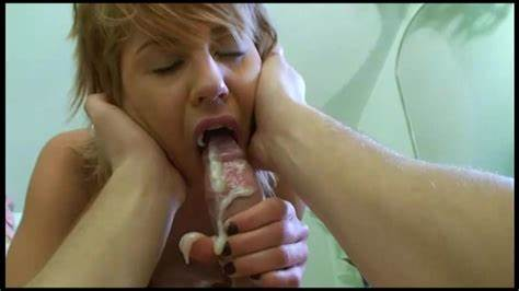 Licked And Mouth Cumshot Collection