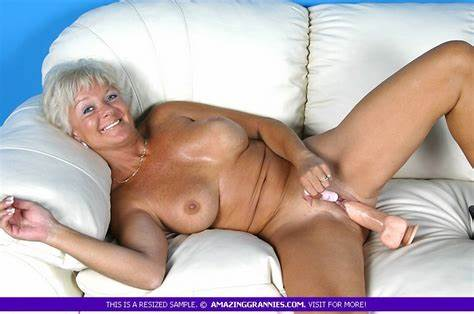 Sensual Granny Rubbing With Vibrator Giant Pink Granny Is Fisting With A Monster Toy An