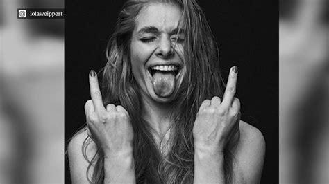 Es ist zu wichtig, um die klappe zu halten. BigFM-Moderatorin wehrt sich mit Nacktfoto gegen Hass im Netz