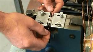 Cw2e Machine  Manual Cold Pressure Welder For Bonding