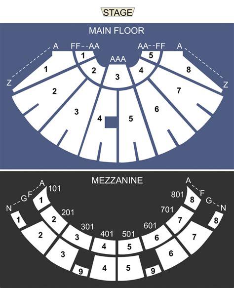 foto de Star Plaza Theater Merrillville IN Seating Chart