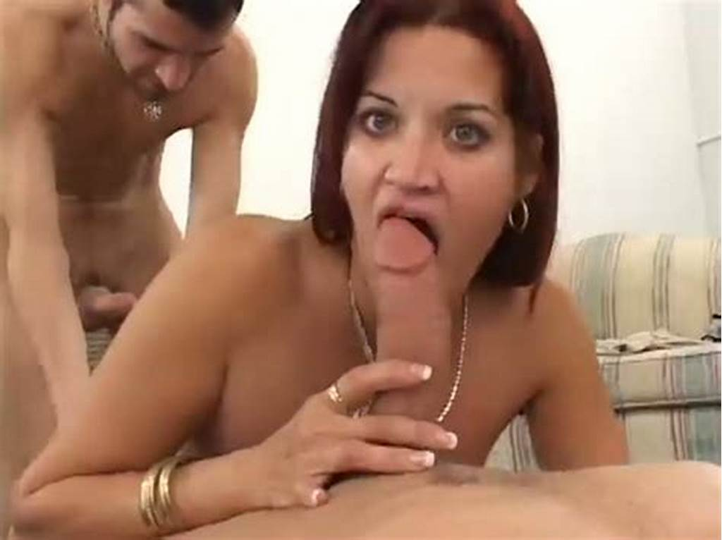 #Sexalicious #Redhead #Milf #Gets #Fucked #Doggy #Style #While