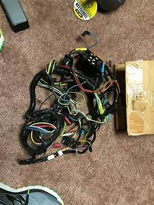 Nos Wiring Harness For 1966 Mustang  C6zz