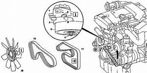Mercede C230 Engine Diagram