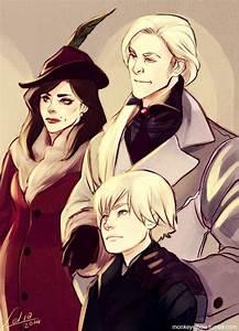 Astoria, Draco & Scorpius by Lelie [©2014] | ⚡ Harry ...