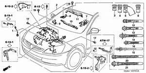 Honda Accord 2003 Parts