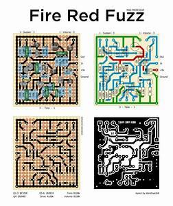 Mad Prof Fire Red Fuzz Png  1342 U00d71600