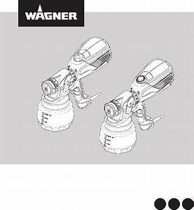 Wagner Flexio 2000 Paint Sprayer Owner U0026 39 S Manual Pdf View