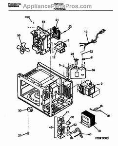 Parts For Frigidaire Tmt117u1b0  Functional Parts