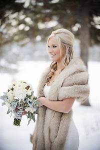55 stylish and comfy wraps and coats for winter brides With fur wrap for wedding dress