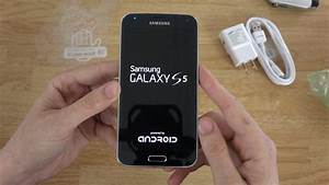 Samsung Galaxy S5 Unboxing And First Look