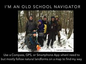 Adding Gps Smartphone Apps To Map And Compass For