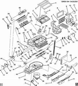 2005 Buick Rendezvous Brake Line Diagram