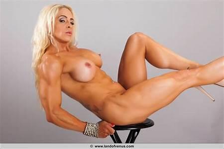 Fitness Teen Model Nude