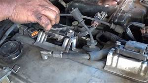 How To Replace The Ignition Wires On A 2003 Mitsubishi