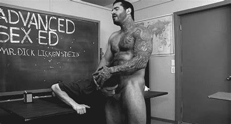 Tattooed Student Fuck Drilling In The Assfuck