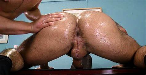 Oiled Up Bareback Clit Porn With Great