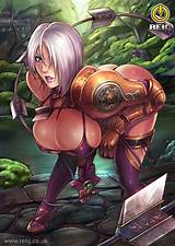 Soul calibur ivy hentai anime