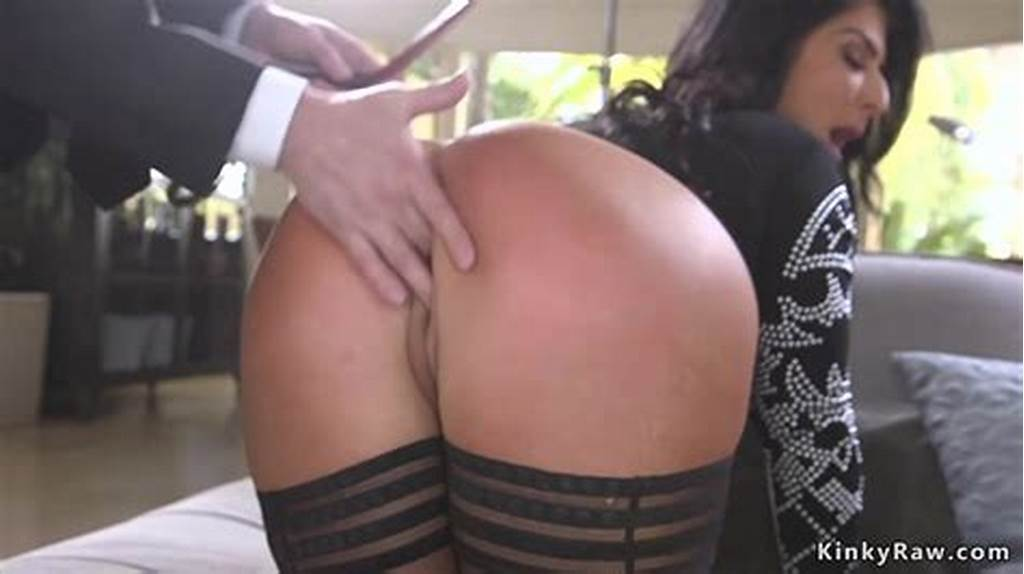 #Huge #Ass #Milf #Spanked #And #Anal #Fucked