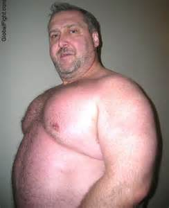 Dad s hairy chest