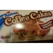 Either way, the delectable cinnamon streusel flavor swirled into moist, buttery cake is sure to sweeten. Hostess Cinnamon Streusel Coffee Cakes: Calories ...
