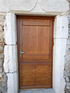 renover une porte dentree en bois lsmydesigncom With renover une porte en bois