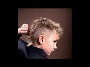 Coupe De Cheveux Pour Enfant : coupe de cheveux pour petit gar on ~ Dode.kayakingforconservation.com Idées de Décoration