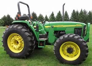 John Deere 5520 Utility Tractor Maintenance Guide  U0026 Parts List