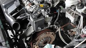 2004 Removing Manual Transmission