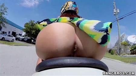 Teens On Nude Motorbikes