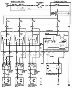 96 Civic Ex 4dr Power Window Problem