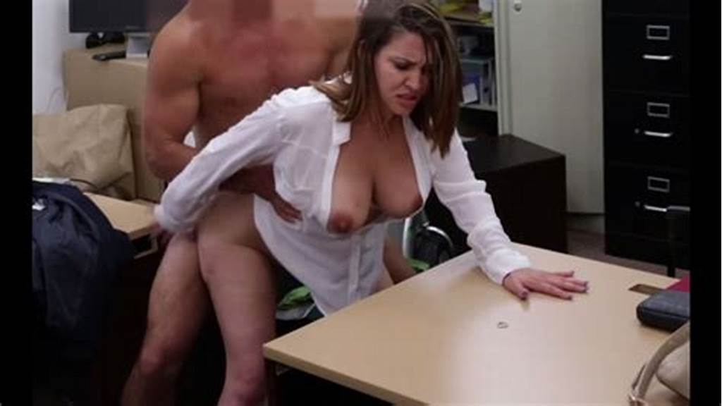 #Milf #With #Big #Ass #And #Big #Tits #Fucked #In #Pawn #Shop