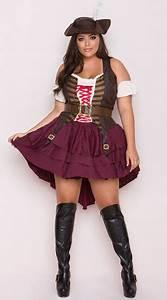 Plus Size Swashbuckler Costume Plus Size Pirate