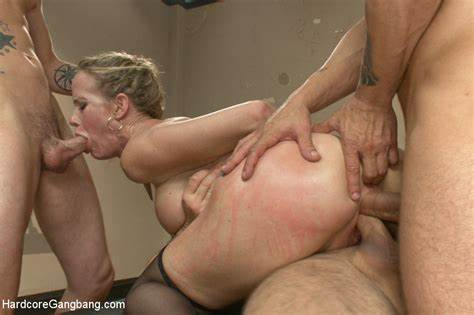 Dark Pornstar Gangbanged Vagina Gangbangfantasy It Knows Five Immature Fire Hoses