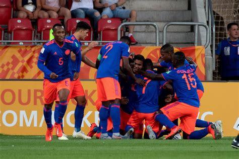 Kolumbijas futbolisti uzveic Jaunzēlandi U-20 Pasaules kausa 1/8 finālā. Svarīgākās epizodes ...