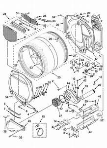 I Have A Kenmore Front Loading Dryer Model Number 110