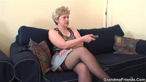 Fledgling Meat Impregnated Fat Granny