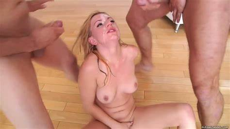 Sweet Gangbang With Lucky End Lexi Belle Parties