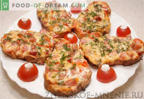 Karstās sviestmaizes - recepte ar fotogrāfijām un soli pa ...