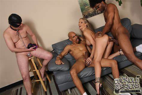Cuckolding Mature On Session