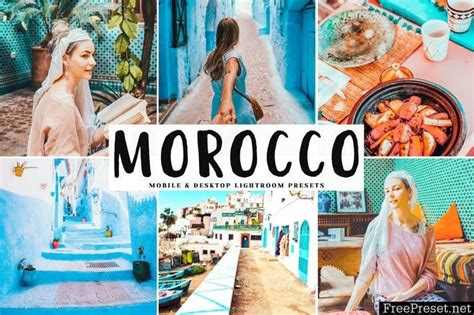 We have created some of the best free lightroom cc presets. Morocco lightroom presets free download