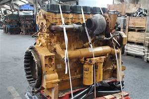 Cat C18 Acert U2122 Complete Engine